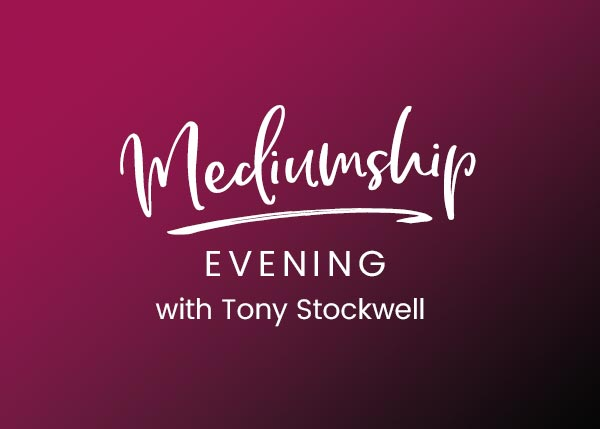 Mediumship Evening with Tony Stockwell