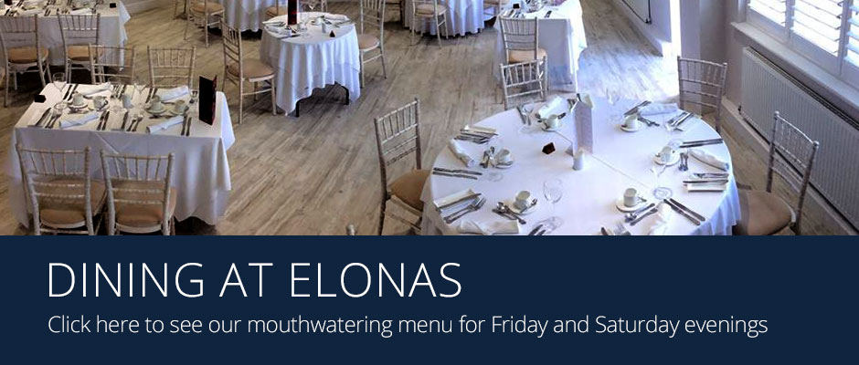Dining at Elonas 2017