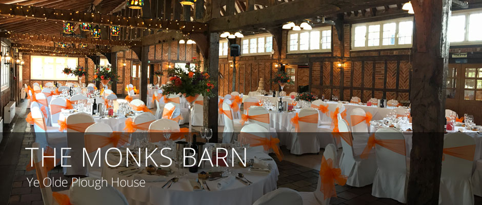 Monks Barn weddings in Bulphan Essex